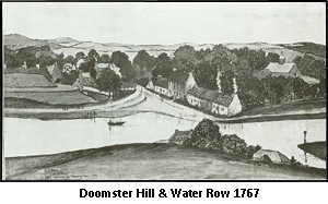 Ancient Doomster Hill in Govan 1767