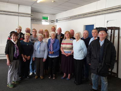 Govan Reminiscence Group Annual General Meeting 2015