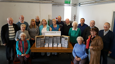 Govan Reminiscence Group Annual General Meeting 2017