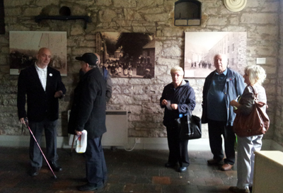 Group Visit New Lanark World Heritage Site