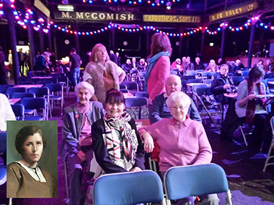 Govan Reminiscence Group at the Remember Mary Barbour Gala Concert